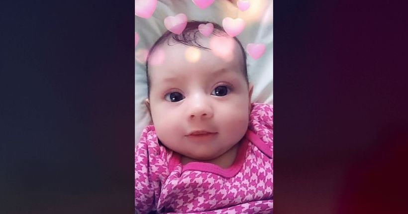 Police search for 8-month-old girl missing from Indianapolis