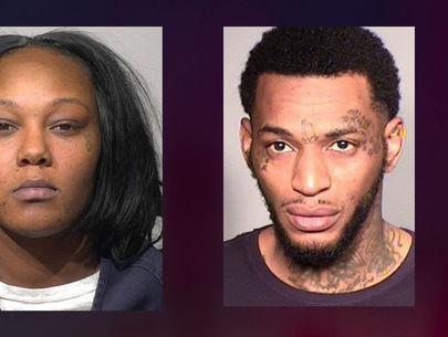 Who is the woman accused of aiding accused murderer Dariaz Higgins?