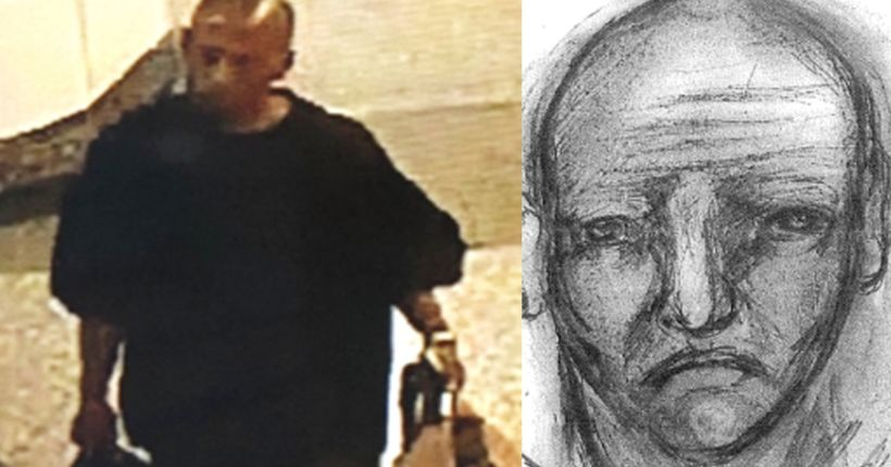 Help sought finding rapist in brutal assault during evening commute at East Hollywood metro station