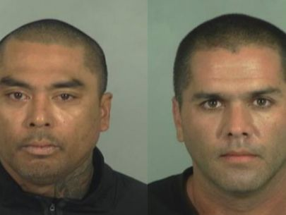 2 arrested after breaking into salon, tunneling into 2nd business: cops