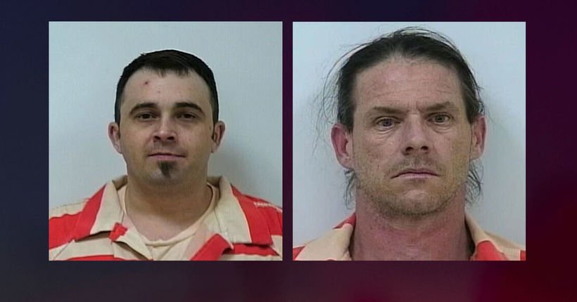 Oklahoma man sentenced to prison for cattle thefts; 2nd suspect at large