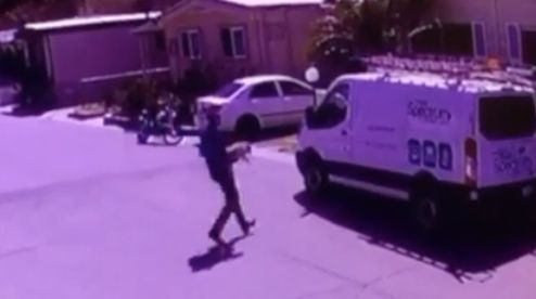 Spectrum employee fired after video shows worker stealing dog from Riverside-area home
