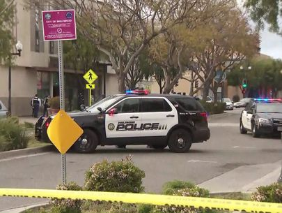 Man with sword fatally shot by police at Church of Scientology
