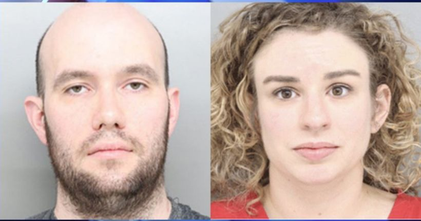 Police: Intoxicated couple had sex in front of families on Cincinnati's SkyStar