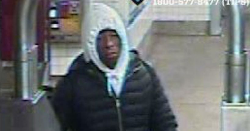 Man sought in knifepoint robbery on Brooklyn subway platform