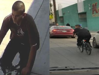 Face-slashing suspect on bike arrested: At least 9 attacks in L.A.