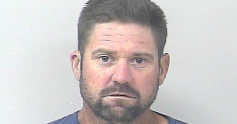 Florida man arrested in jail's parking lot for allegedly breaking into cars 15 minutes after release