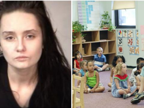 Naked woman in daycare claims she is owner's wife, tries to fire people