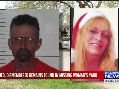 Body found in missing woman's yard burned and dismembered: cops