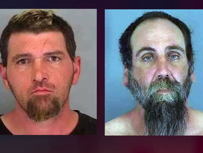 Men arrested in deaths of women found buried in South Carolina