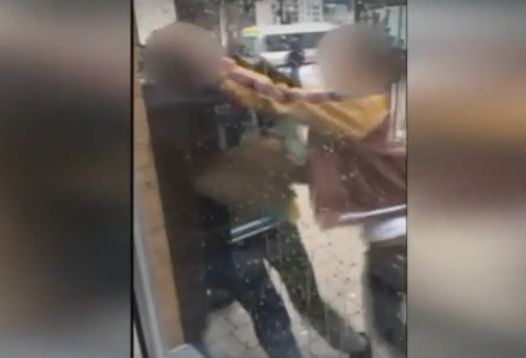 Attack on Chicago McDonald's security guard caught on video