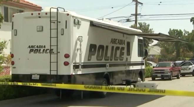Woman found dead in Arcadia backyard was killed; police search for her stolen vehicle