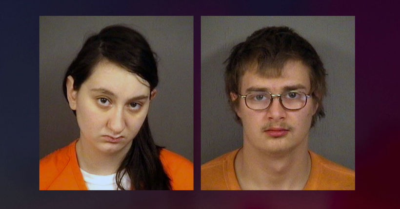 Parents arrested after newborn infant found in plastic bag dies