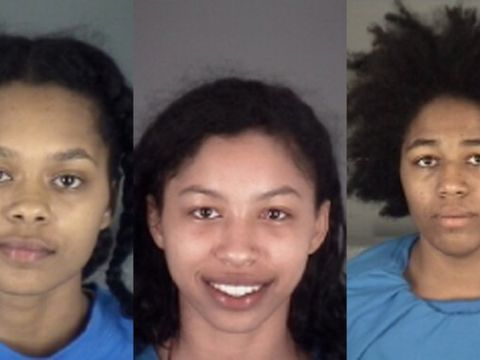 Naked women arrested after leading troopers on pursuit: authorities
