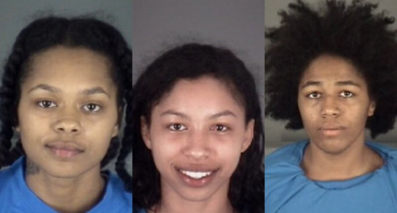 Naked Florida women arrested after leading troopers on wild pursuit, authorities say