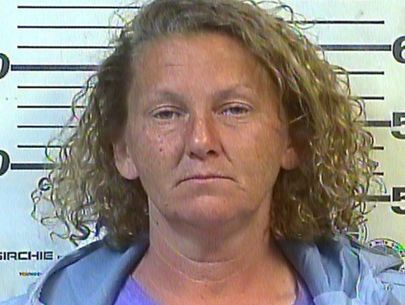 Woman accused of stealing Walmart scooter, driving down highway
