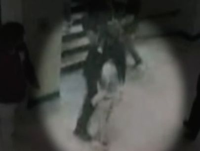 Video shows violent encounter between officers and high school student