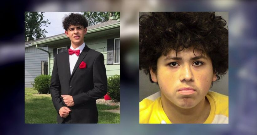Indiana teen accused of killing 16-year-old boy over Snapchat feud