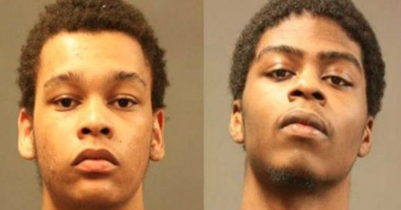 2 men accused of beating sick pregnant woman in Massachusetts