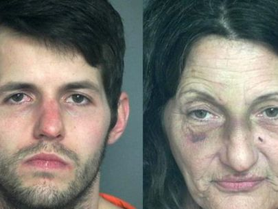 Police: Mother-son duo, along with family dog, terrorize Walmart