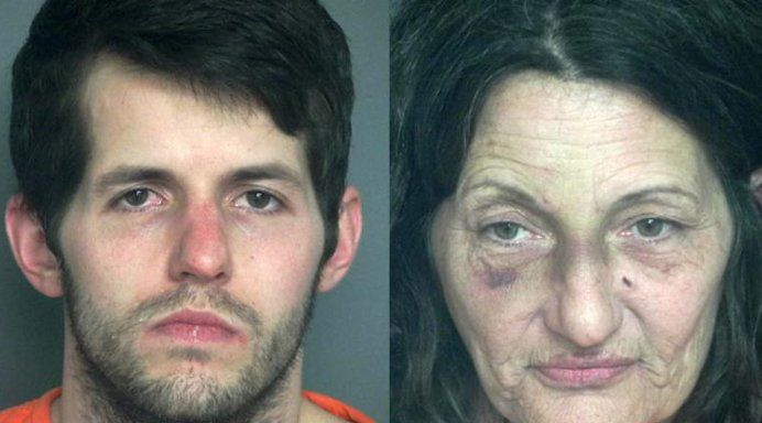 Police: Mother-son duo, along with family dog, terrorize Wisconsin Walmart