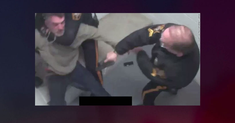 D.A.: Officer 'excused' after mistakenly using gun instead of Taser to shoot unarmed inmate in cell