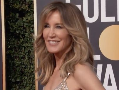 Prosecutors to seek up to 10 months in jail for actress Felicity Huffman