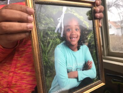 Mother begs someone to come forward after 11-year-old shot