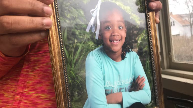 'My baby didn't deserve this': Mother begs someone to come forward after 11-year-old shot