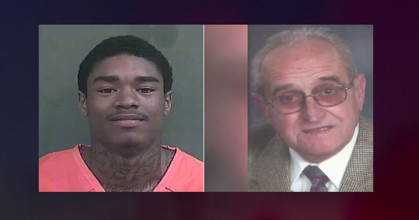 Indianapolis man sentenced to 65 years for murder of 82-year-old Zionsville man in 2016
