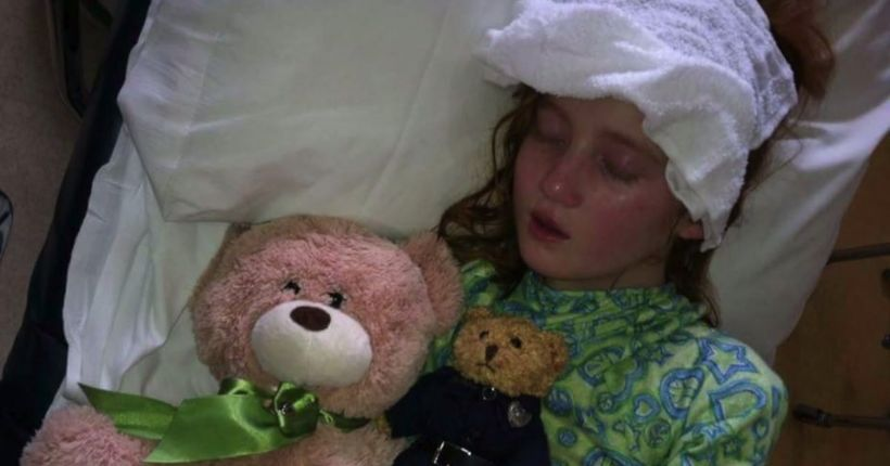Girl, mother suing Children's Hospital doctor for allegedly not treating infections properly