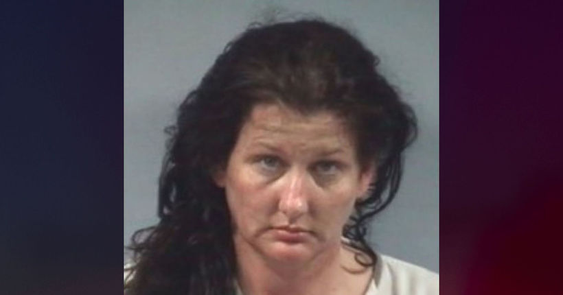 Texas woman tells police 'they're healing crystals, not meth' during drug bust
