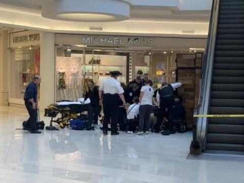 Boy thrown off Mall of America balcony showing 'real signs of recovery'