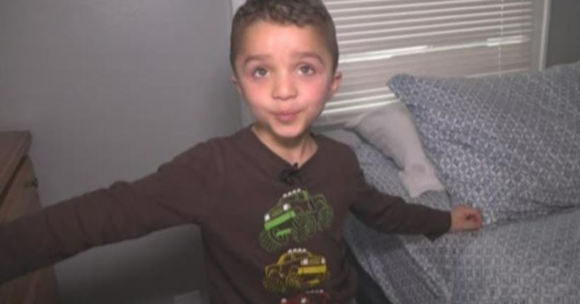 5-year-old calls 911 for help with fast food craving
