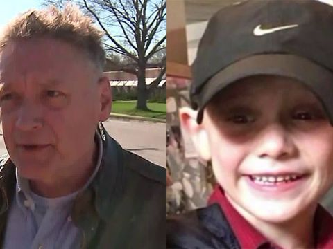'Hell on earth': Father speaks out as search for boy continues