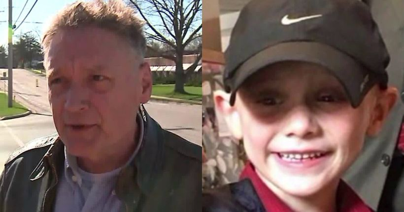 'Hell on earth': Father speaks out as search for Crystal Lake boy continues