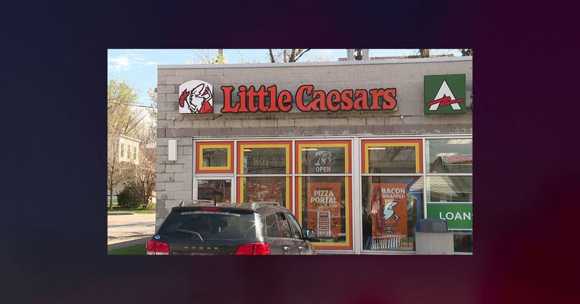 Suspects, employee trade gunfire in Little Caesars robbery