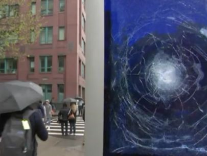 Man smashes LinkNYC kiosks in Manhattan