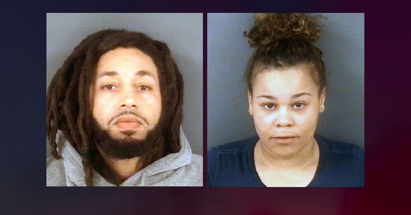 2 arrested after loaded AK-47 found under 2-year-old's bed in North Carolina