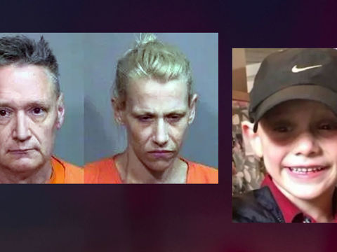 Coroner: AJ Freund beaten to death; parents held on $5M bond each
