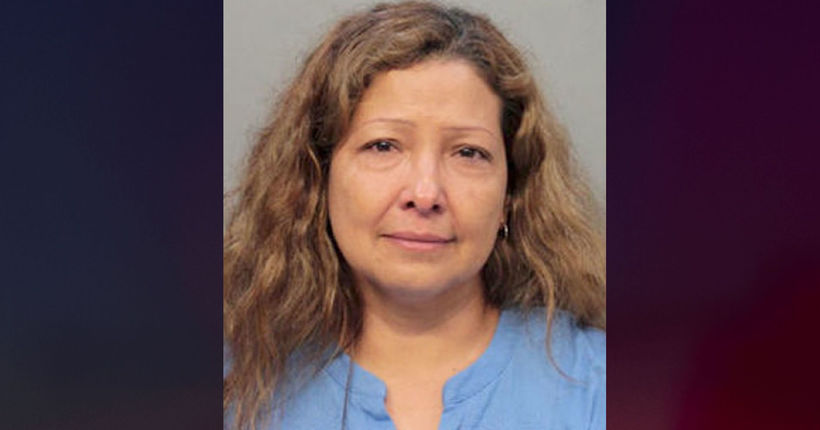 Mom accused of beating son with meat tenderizer over homework