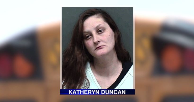 Racine County woman accused of storming school bus, punching 10-year-old girl