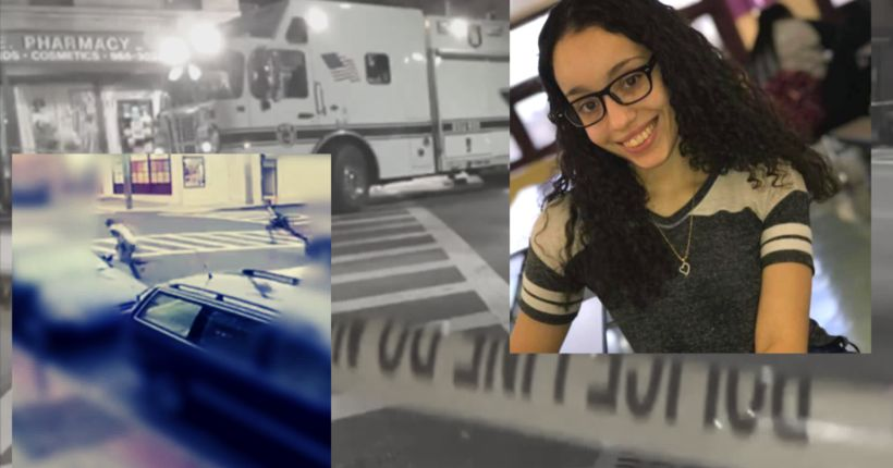 Exclusive: Video shows moment before woman, 18, shot in head in Yonkers