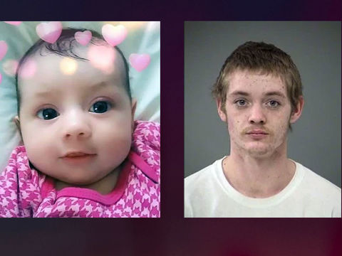 Police search Indianapolis home where missing 8-month-old girl was last seen