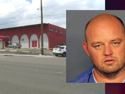 Man with baseball bat arrested in beating death outside Denver strip club