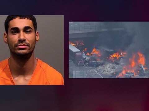Charges filed against driver of semi that caused deadly, fiery crash