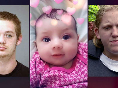 Mother believes baby Amiah Robertson still alive as search continues in Indiana