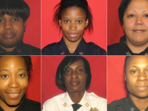 6 female corrections officers charged with illegally strip-searching women
