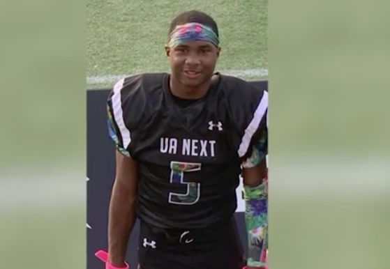 8th grade football phenom shot and killed at Illinois party
