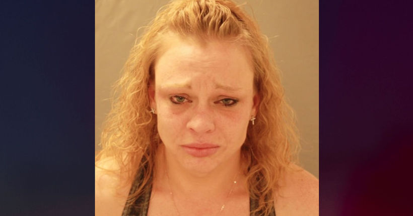 'I can't make this stuff up': Missouri woman reportedly drives to jail on suspended license with meth in her pants